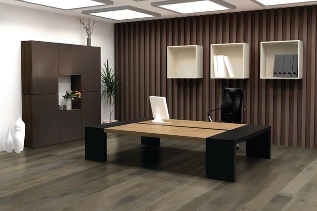 Del Mar Alta Vista Hardwood Flooring Collection From Hallmark Floors Inc  Contemporary Home Office