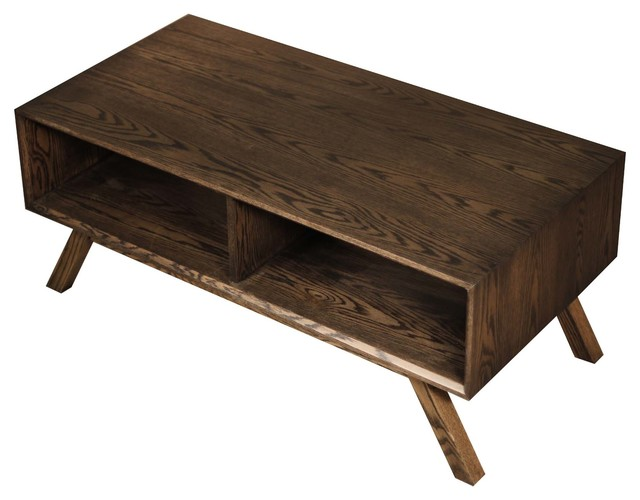 Beau MidCentury Modern Coffee Table   Midcentury   Coffee Tables   By Wood  Revival