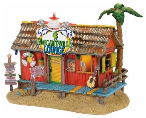 Village Margaritaville Lounge Decor
