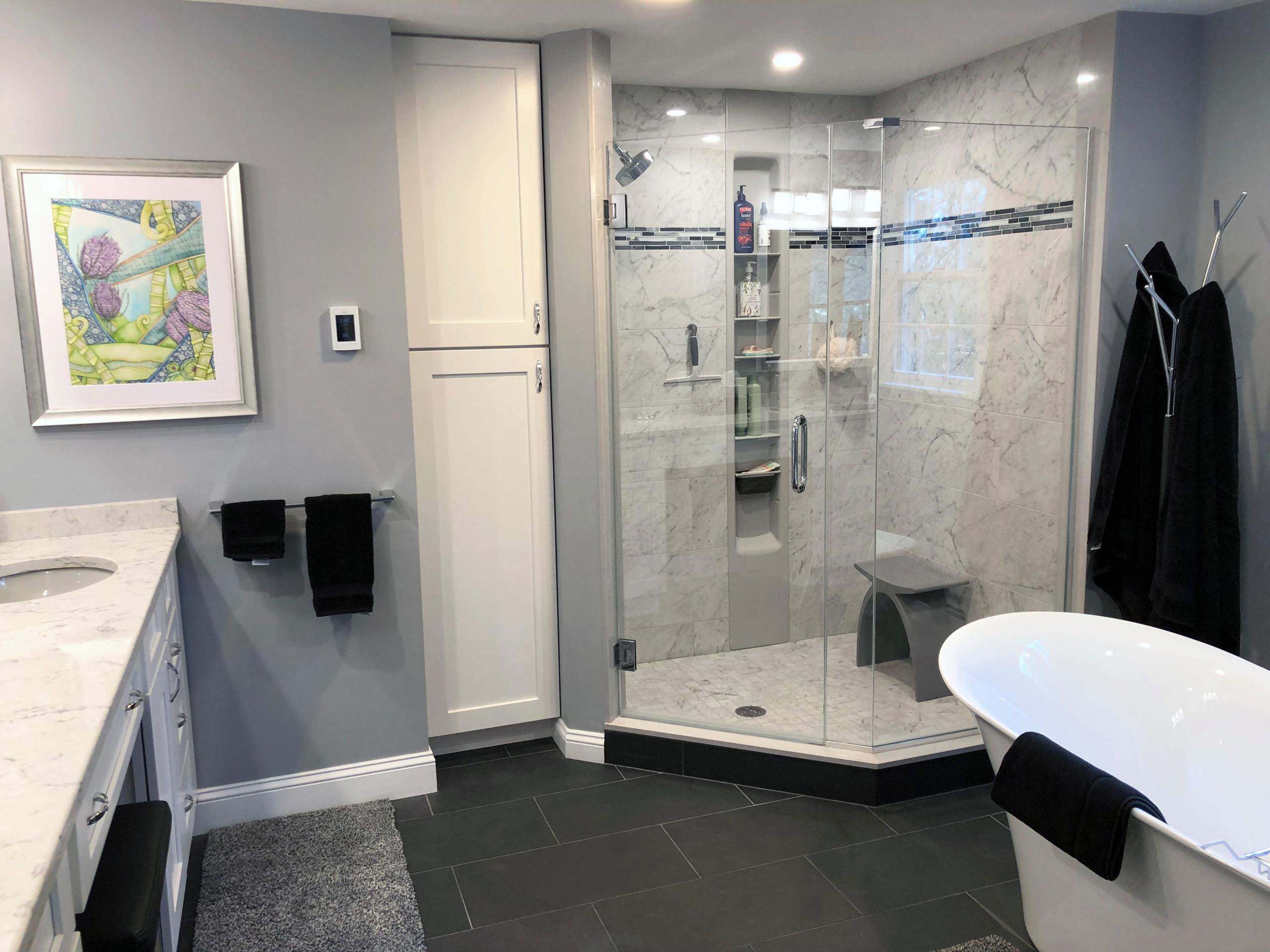 Marshfield Bathroom Remodel