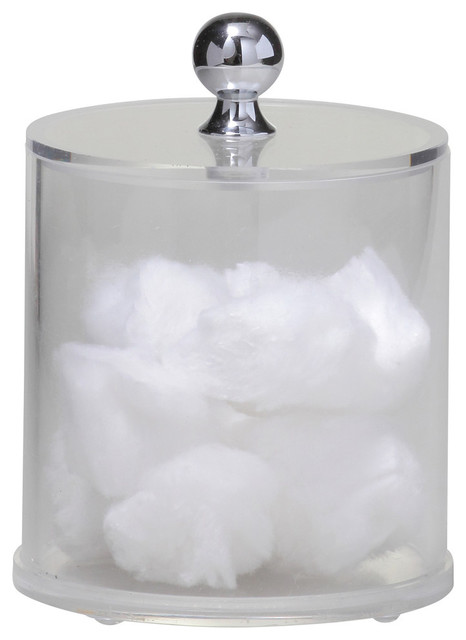 Shop Houzz Valsan Bathrooms Acrylic Cotton Ball
