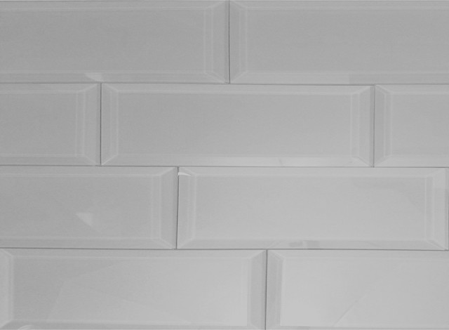 "Frosted Elegance Josephine Gray Glass Subway, 3""x12"" Tiles, Set Of 120."