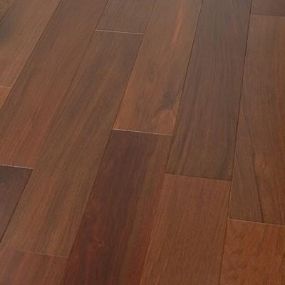 Brazilian Walnut Prefinished Engineered Wood Flooring, 2mm, Sample