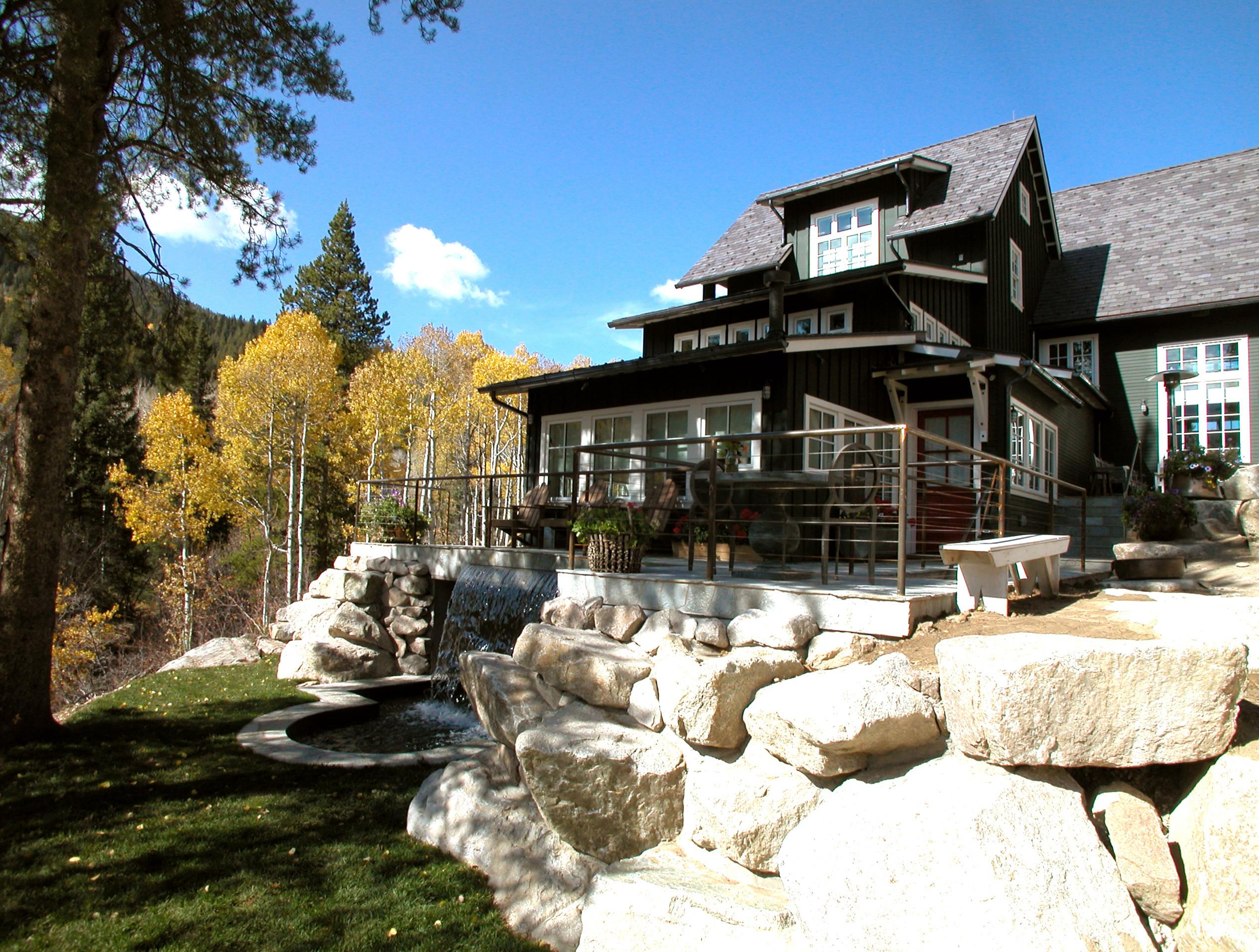 Mountain Estate in Aspen