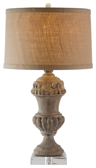 Brussels carved wood urn french country table lamp traditional brussels carved wood urn french country table lamp traditional table lamps mozeypictures Images