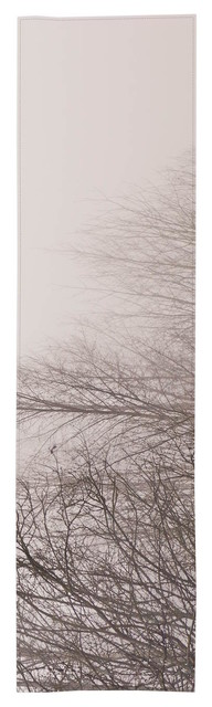 Canvas Table Runner, Forest
