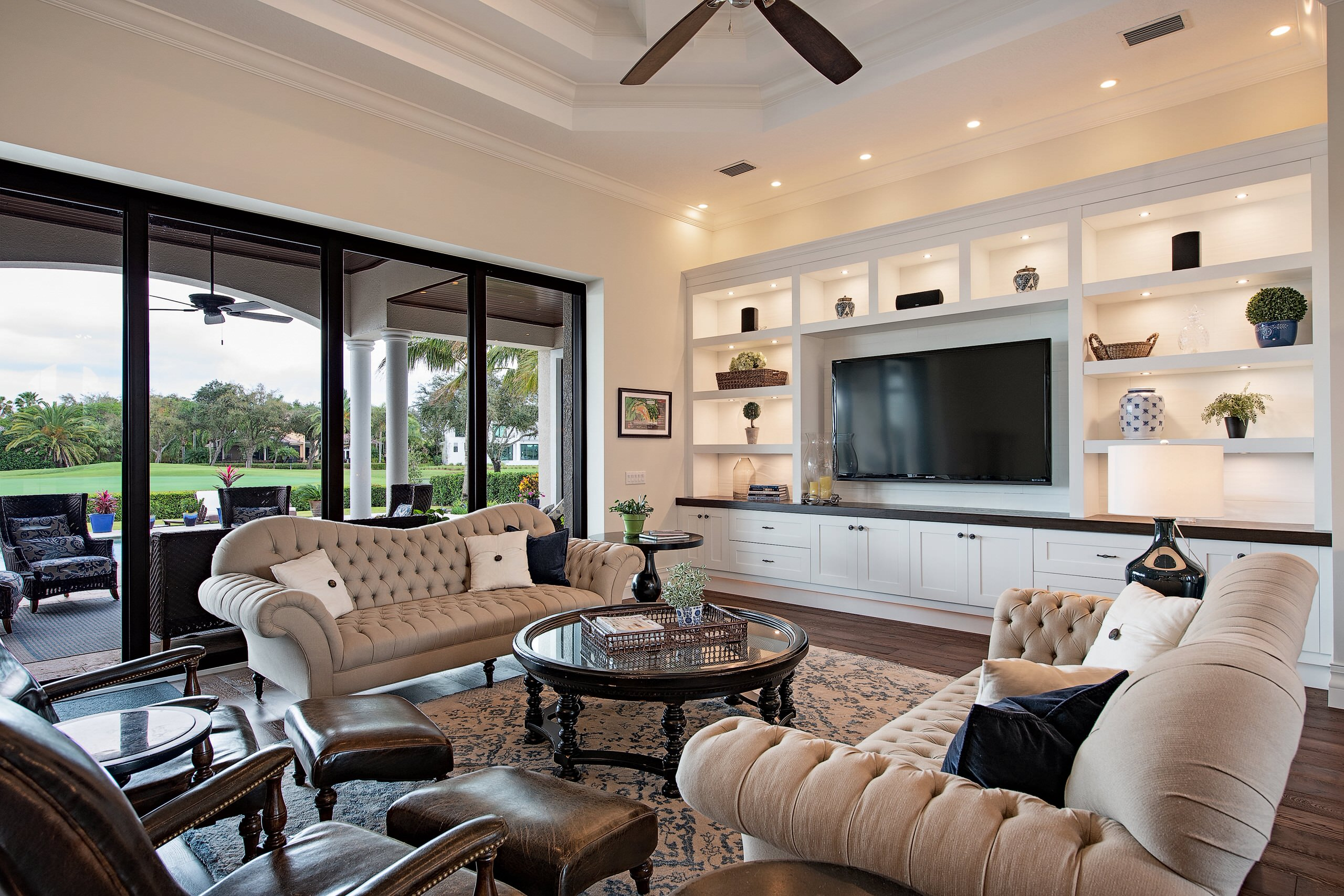 Certified Luxury Builders-41 West-Naples,FL-Quail Remodel 2A