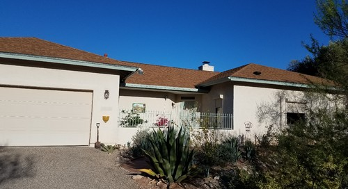 Exterior paint colors for house in arizona for Exterior paint colors arizona