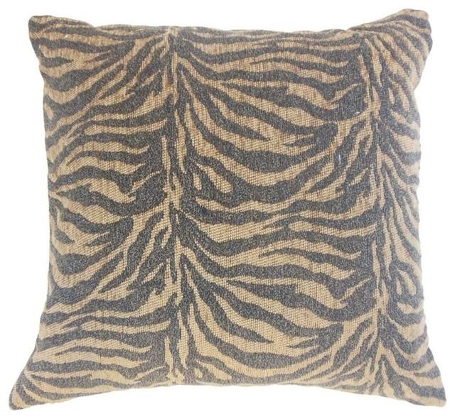 Animal Print Decorative Pillows : The Pillow Collection 20