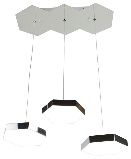Zazil 3-Light Multi Pendant.