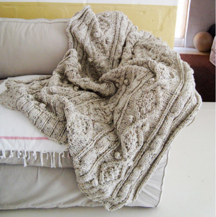 Thick Knit Throw Blanket Blankets Throws Ideas