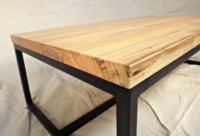 Superb River Recovered Heart Pine Table Modern Miami Von Interior Design Ideas Lukepblogthenellocom