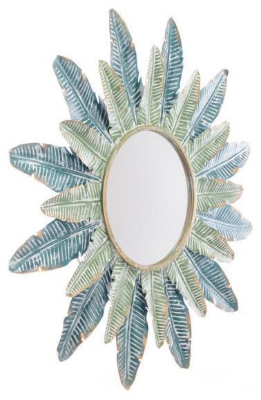 Tropic Mirror, Green.
