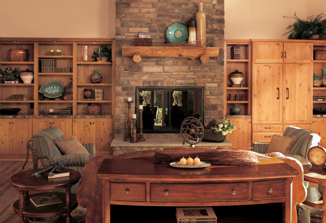 canyon creek cornerstone shaker in rustic alder with a honey stain seattle by canyon creek. Black Bedroom Furniture Sets. Home Design Ideas