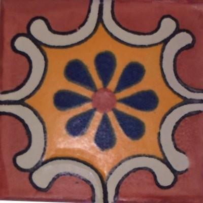 4.2x4.2 Acanthus Malibu Tile