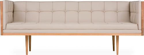 Box Sofa Compact, Oak