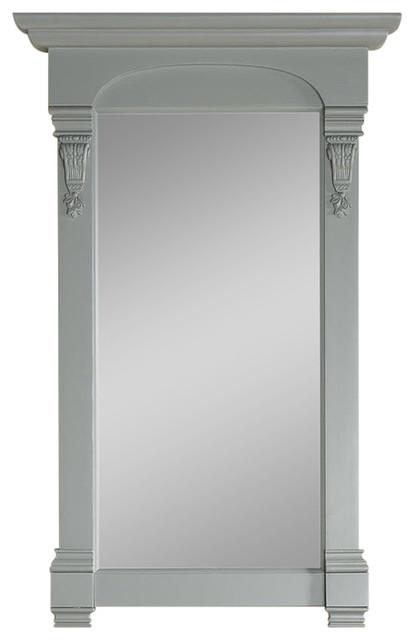 "Brookfield 26"" Mirror Urban Gray Bathroom Mirrors by"