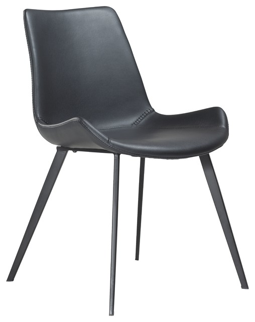 Dan-Form Hype Upholstered Chair With Metal Legs - Scandinavian ...