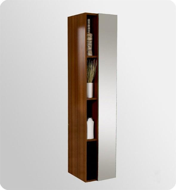 Bathroom Linen Side Cabinet