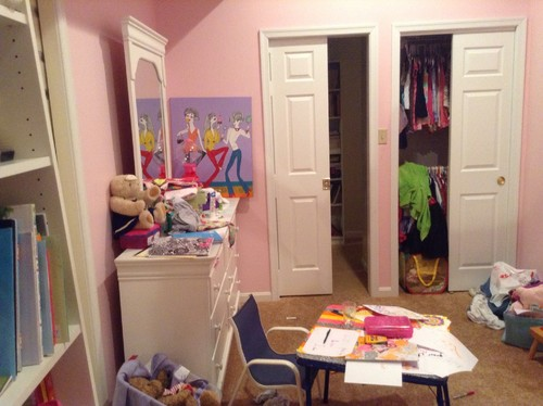 5 Year Old Daughters Bedroom Needs A Makeover