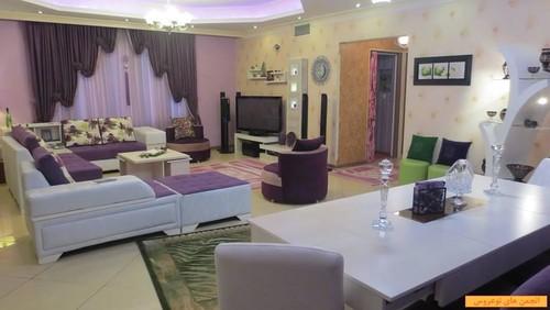 decor in iranian home.Home a bride