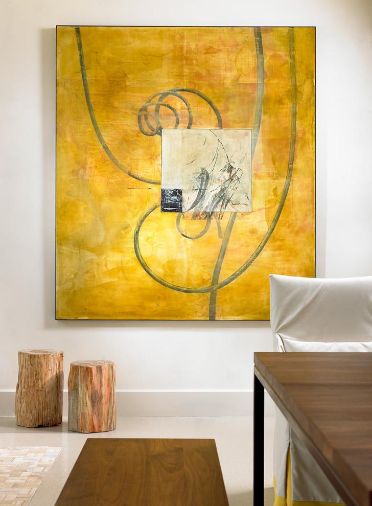 Home design - contemporary home design idea in Nashville