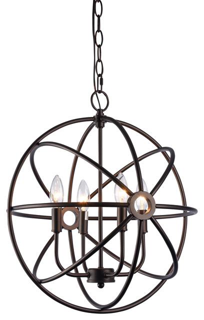 ironclad pendant oil rubbed bronze lighting