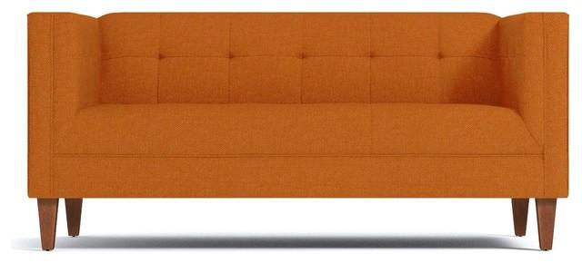 Pacific Apartment-Sized Sofa, Sweet Potato, 60\
