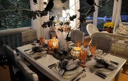 Best Halloween Decoration Ideas For Your Dining Room