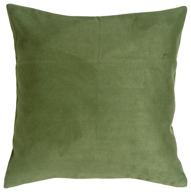Pillow Decor 40x40 Royal Suede Throw Pillows Contemporary Interesting Sage Green Decorative Pillows