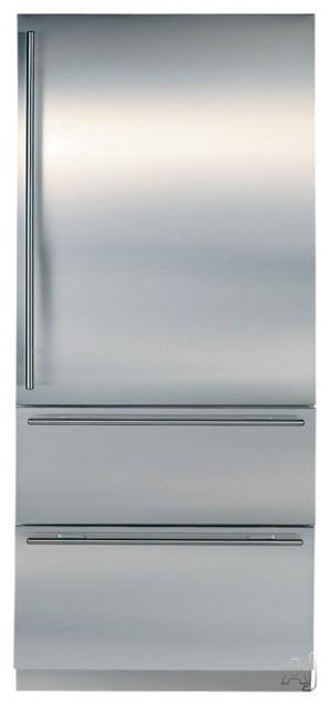 Sub-Zero 736TCI 36-Inch Built-In Bottom-Freezer Refrigerator