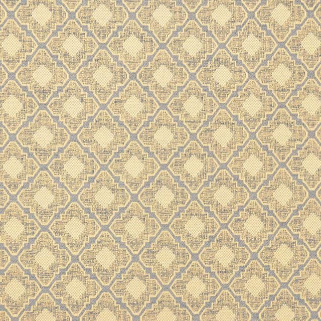 RM Coco Fabric A0348 Antique Blue A0348-1