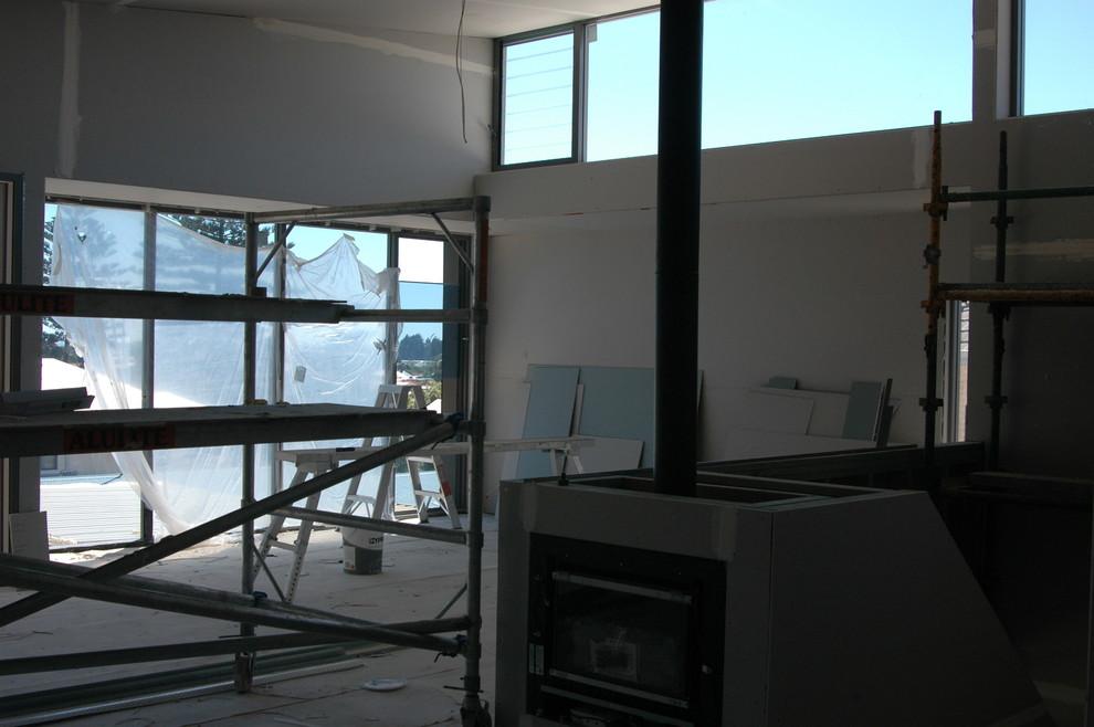 Hale, The ocean views...pending construction.