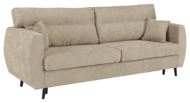 Brisbane Sofa Bed, Beige