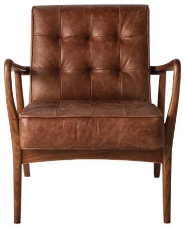 Brad Linen Armchair Scandinavian Armchairs Accent Chairs By