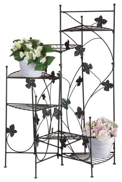 Ivy-Design Staircase Plant Stand.