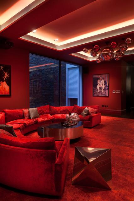 primrose hill family home. Black Bedroom Furniture Sets. Home Design Ideas