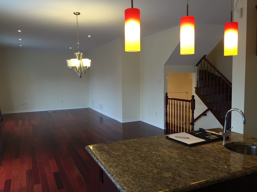 Brossard Family Home - Renovation Project