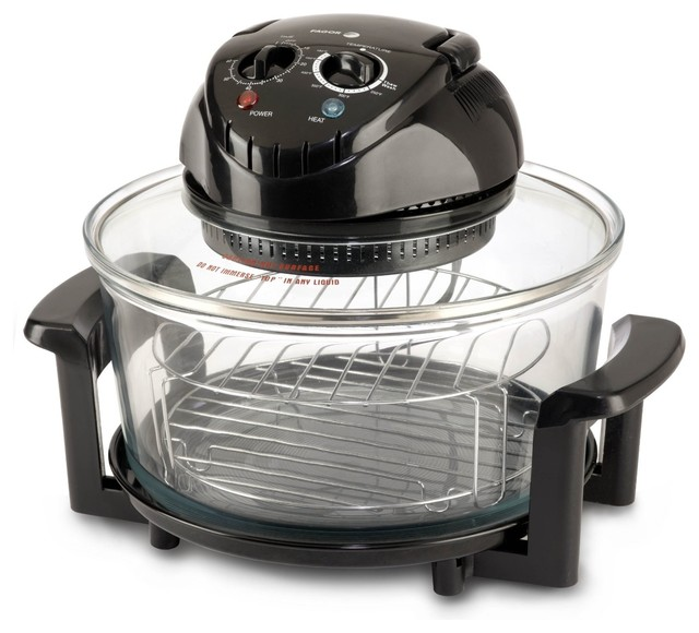 Elegant Halogen Tabletop Convection Oven Contemporary Electric Roaster Ovens