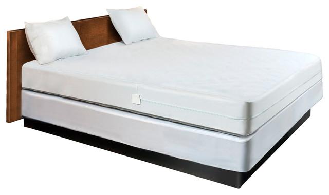 Hypoallergenic Waterproof Mattress, Bed Bug Proof, Twin, ...