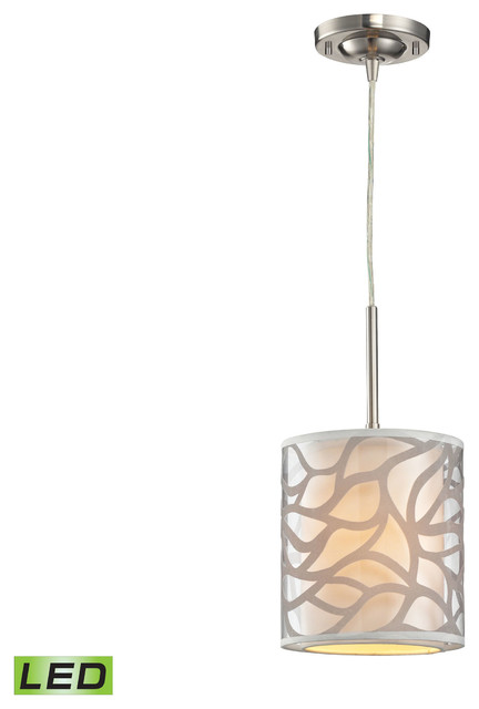 Elk Lighting 53000/1-Led Autumn Breeze 1-Light Pendant Light.