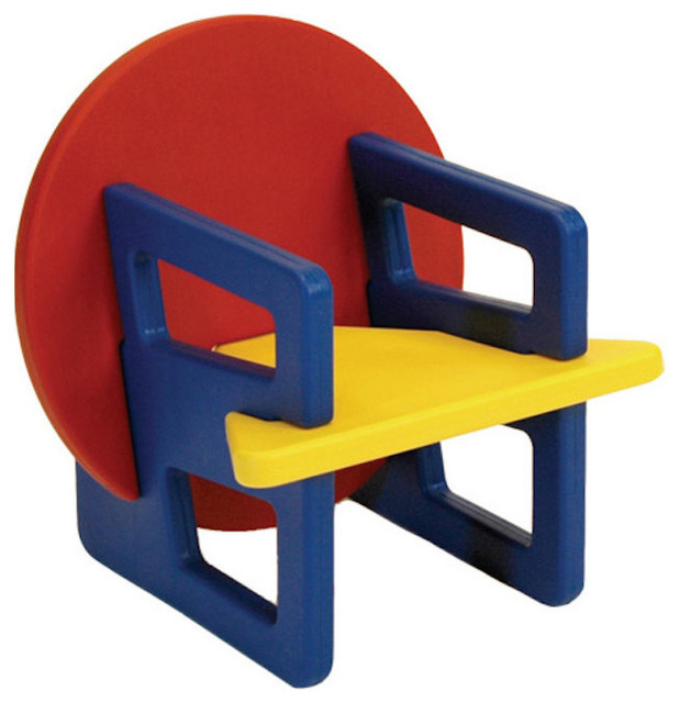 Puzzle Chair Modern Kids Chairs By Design Public