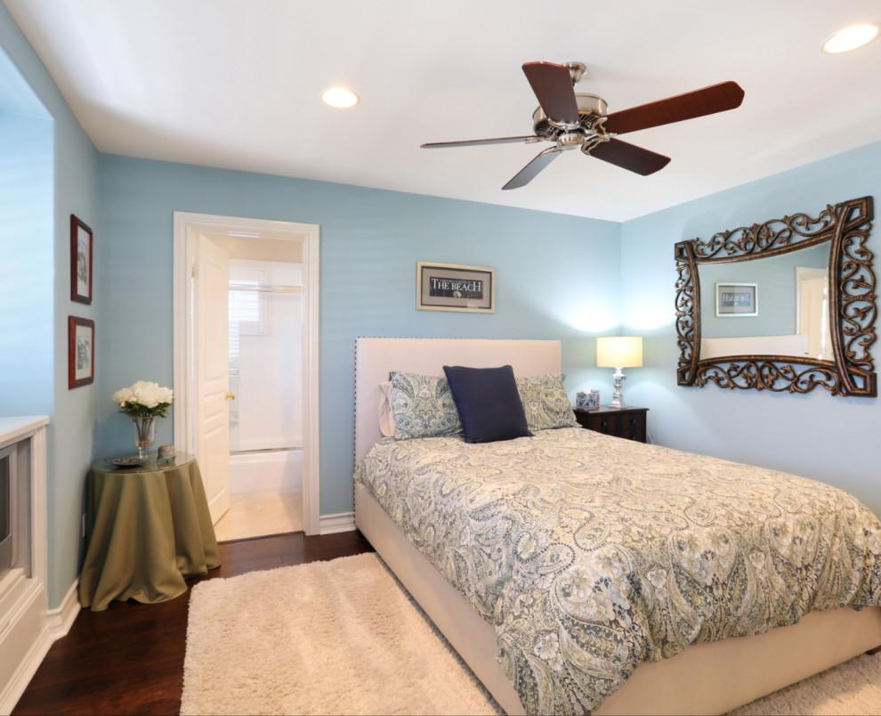 Newport Beach interior repaint