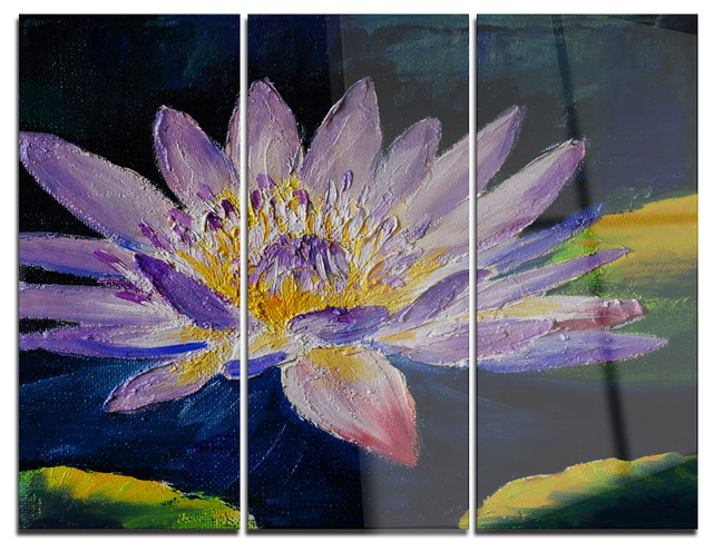 Purple Lotus Flower Wall 28 Images