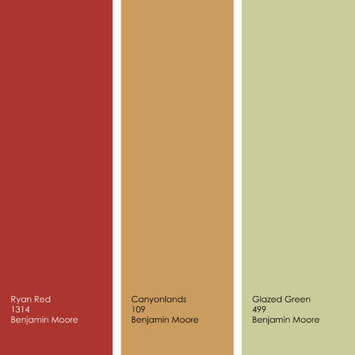 Color En El Comedor Seis Paletas Con éxito Garantizado