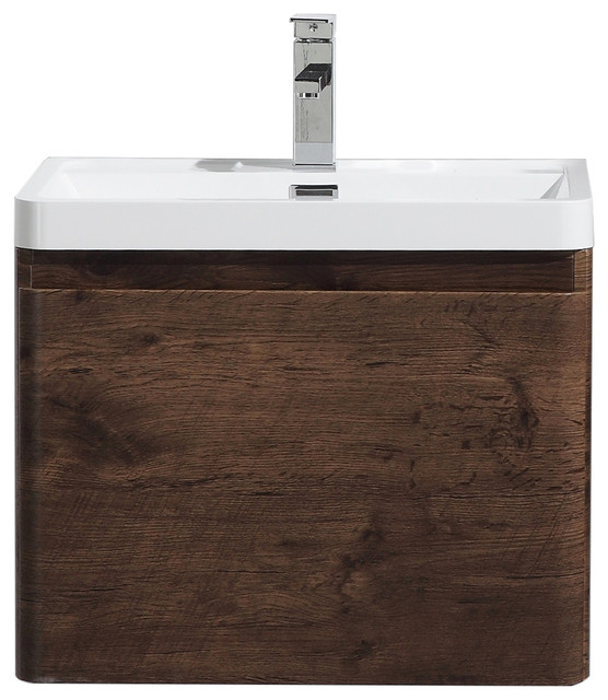 Image Result For Happy Wall Mounted Bathroom Vanity White Oak