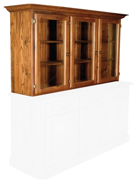 clipper ship furniture china cabinet china cabinets and hutches houzz - How To Ship Furniture
