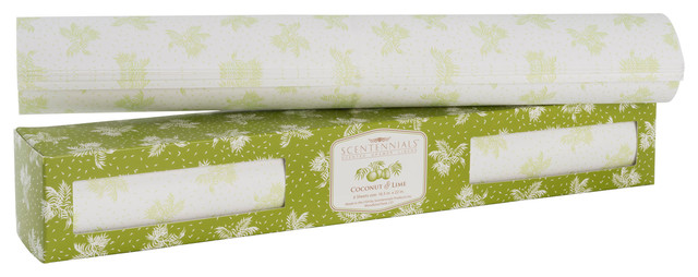 Coconut And Lime Scented Drawer Liner