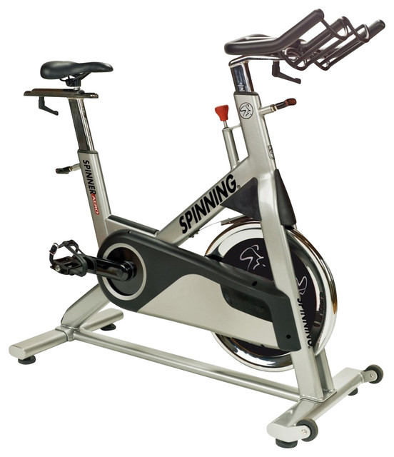 Spinner Aero Bike Package Contemporary Home Gym