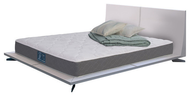 Double Sided Reversible Ultra Firm Bed In A Box Mattress Twin Contemporary